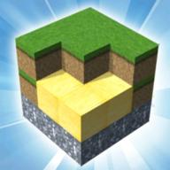 块状工艺微型建筑3D