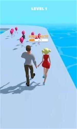 情侣跑酷3D截图1