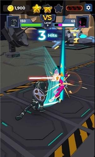火柴人光剑模拟器截图2