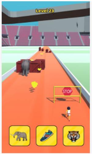 动物变身竞速截图3