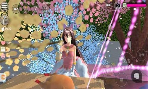 樱花校园模拟器1.038.51截图1