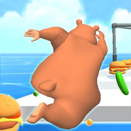 胖熊向前冲