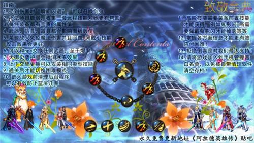 dfquest剑舞新春截图1