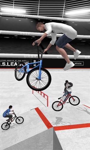 自行车模拟器截图2