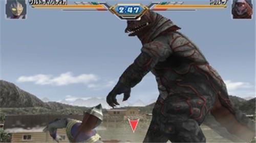 奥特曼格斗进化3云游戏截图3