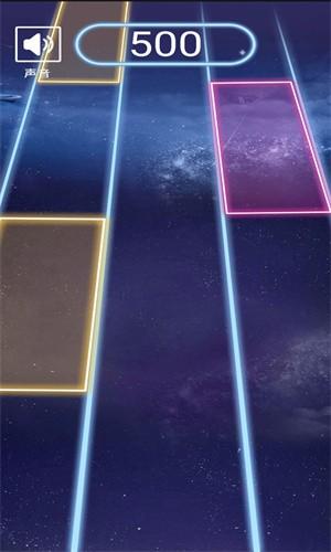 节奏的钢琴白块截图3