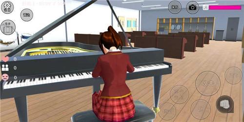 樱花校园模拟器mod中文版截图3