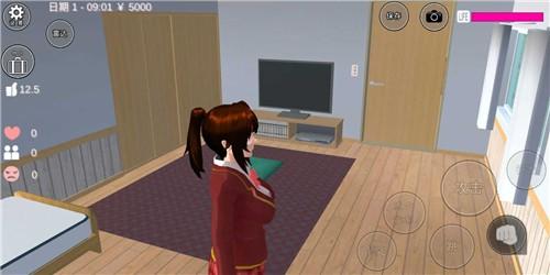 樱花校园模拟器mod中文版截图1