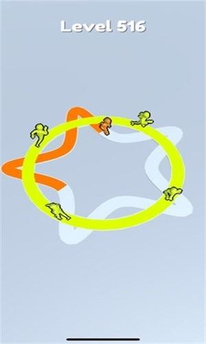 粉刷跑道3D截图2
