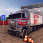 城市卡车停车场