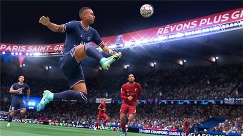 FIFA22截图3
