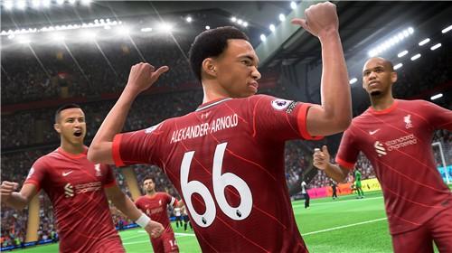 FIFA22截图2