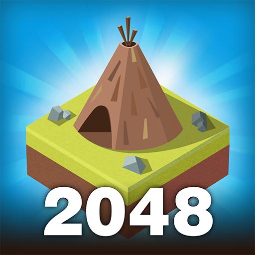 合成房子2048
