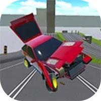 车祸碰撞模拟