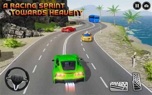 专业交通赛车汽车驾驶截图2
