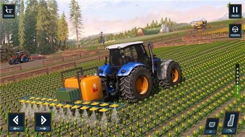 真实农田模拟器2021截图2
