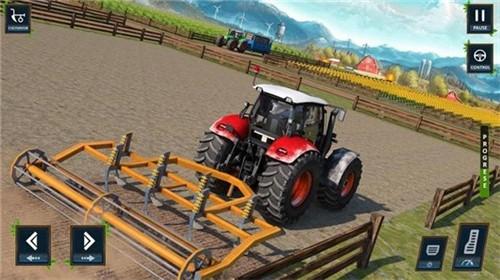 真实农田模拟器2021截图1