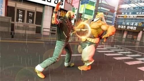 街头战士3D截图2