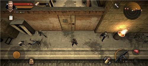 地铁僵尸猎人截图2