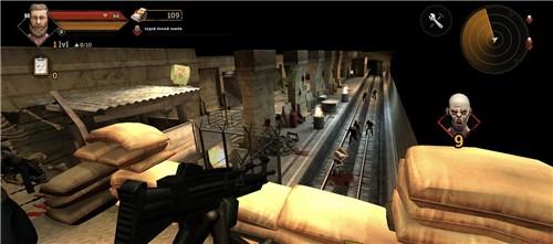 地铁僵尸猎人截图1