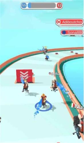 喷水赛跑截图1