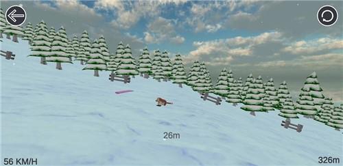 布娃娃滑雪板截图1
