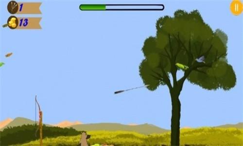 射箭鸟猎人截图1