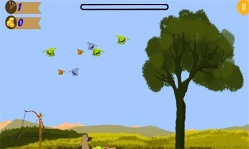 射箭鸟猎人截图2