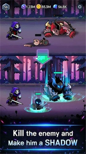 闲置暗影骑士截图2