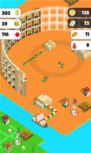 罗马建造者截图2