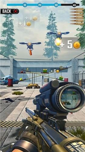 狙击步枪射击截图2