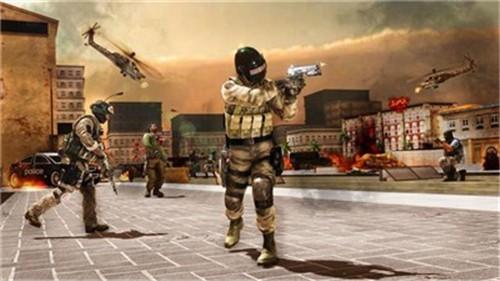 自由交火部队截图2
