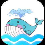 小鲸鱼儿童手表