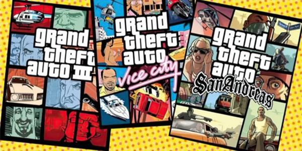 GTA重制版三部曲手机版大全