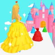 3D公主酷跑
