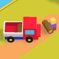 伐木小卡车